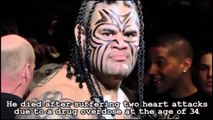 WWE -WWE Top 10 - Top 10 WWE Wrestlers Who Died Too Young - WWE superstars - WWE Wrestling