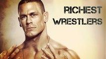 WWE - WWE Top 10 - Top 10 Richest WWE Wrestlers in the World 2016 (Latest Release) - WWE News - WWE Wrestling