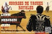 Course de Vaches Royale : les écarts sur vaches libres