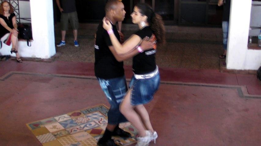 2012 - workshop bachata & Improvisation au cap salsa by Occo Style