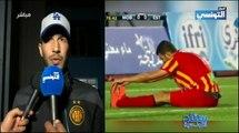 Stade Ettounsia - CAF 2016 Mouloudia olympique Béjaïa vs Espérance Sportive de Tunis (Invité : Khaled Mouelhi) 09-05-2016 MOB vs EST