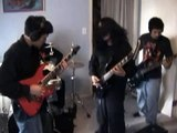 Playing Silent Night Bodom Night March 23, 2005