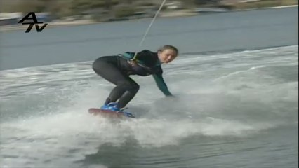 WakeBoarding - aerial artistry set to music
