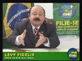24/08/2009 - Levy Fidelix & Décimo terceiro salário, partido esqueda, direita, centro