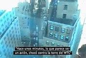 Uno studente ha registrato il video dell'attacco alle torri gemelle. Il video è stato messo...