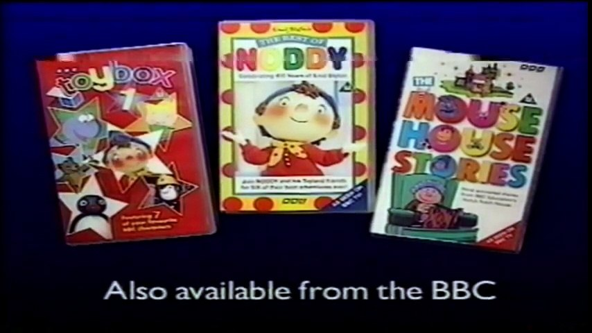 Start and End of Fireman Sam's Bumper Video VHS (Monday 4th August 1997)   Godialy.com