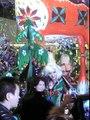李亞男@wtc more x Dog  The Monster Exhibition@CausewayBay WTC 08122010 17