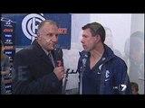 AFL 2012 - Round 15 - Brett Ratten postmatch (Ch7)