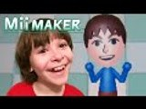 Nintendo 3DS Mii Maker - Making My Mii