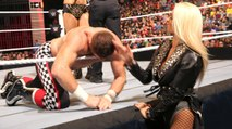 WWE Raw 5/9/16 Part 5 - WWE Raw 9th May 2016 Part 5[Sami Zayn Vs The Miz For Tittle Opportunity At Extreme Rules]
