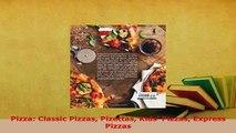 Download  Pizza Classic Pizzas Pizettas Kids Pizzas Express Pizzas PDF Full Ebook