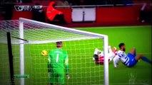 Arsenal 2 - 1 Queens Park Rangers   26-12-2014 Highlights All Goals