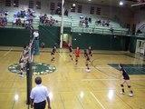 Paly Volleyball vs. Gunn 9/14 at Paly 2
