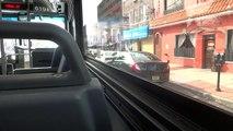 NJT NABI 40-SFW #6191 on the 22 to Hoboken (Inside) in HD