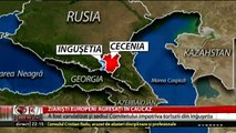 Mai mulţi jurnalişti europeni şi militanţi pentru drepturile omului au fost bătuţi cu bestialitate în Caucaz. Aceştia investigau abuzurile autorităţilor din Inguşetia şi Cecenia. Vinovat - preşedintele cecen Ramzan Kadyrov