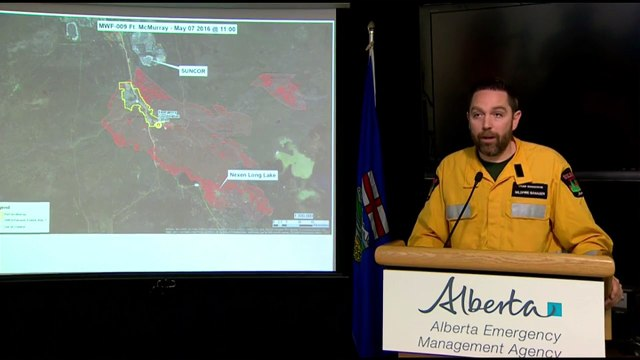 Premier Rachel Notley update on Fort McMurray wildfire