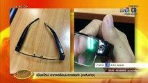 Quels sont les objets utilisés des étudiants thaïlandais pour tricher au concours de médecine en Thaïlande ?
