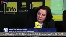 Affaire Baupin : «il faut que cela soit réglé devant la justice» affirme Emmanuelle Cosse