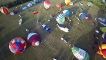 8 juin 2014, Chalon sur Saône 28 ème montgolfiades
