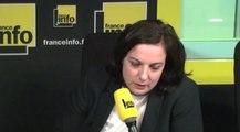 Emmanuelle Cosse : «si les faits sont avérés, il faut que ce soit réglé devant la justice»