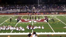 Woodcreek High School Dance Team Oct. 17 Halftime