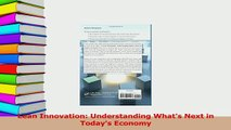 Read  Lean Innovation Understanding Whats Next in Todays Economy Ebook Free