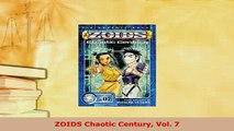 Download  ZOIDS Chaotic Century Vol 7 Read Online