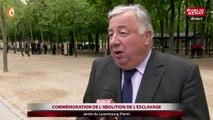 """Commémoration de l'abolition de l'esclavage : """"Le combat ne doit jamais cessé"""" dit Gérard Larcher"""