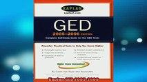 READ book  Kaplan GED 20052006 Online Free