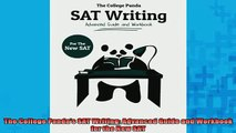 READ book  The College Pandas SAT Writing Advanced Guide and Workbook for the New SAT Full EBook
