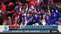 2016 NFL Draft Rd 5 Pk 156 Buffalo Bills Select RB Jonathan Williams.