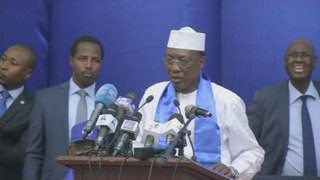DISCOURS Idriss Deby