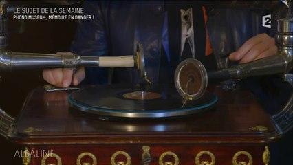 Alcaline, le Mag : Découverte du Phono Museum