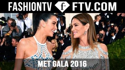 Best of Red Carpet Interviews at Met Gala 2016   FTV.com