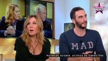 Mathilde Seigner absente du tournage de la saison 2 de Sam sur TF1 (vidéo)