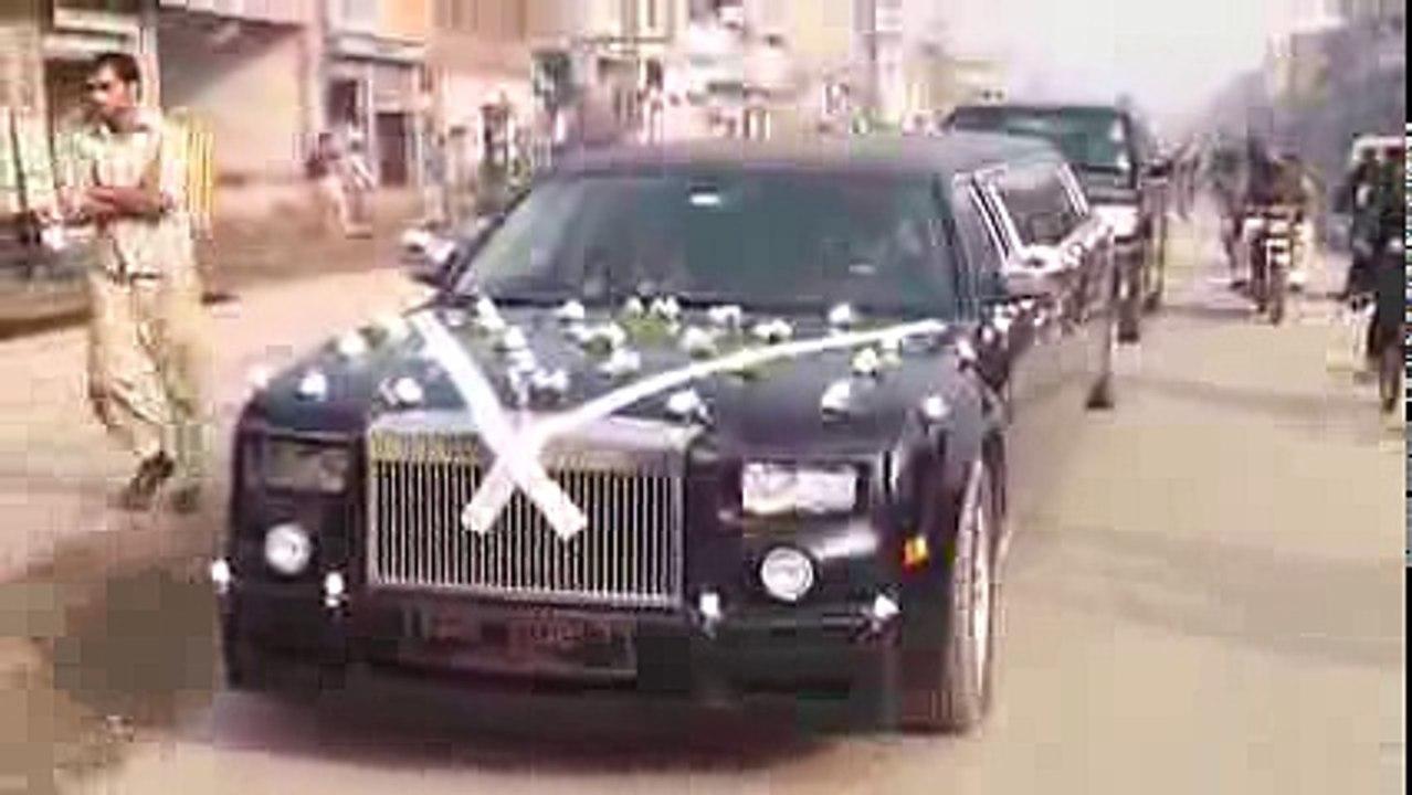 Rolls Royce Phantom Limousine Wedding Gujranwala Pakistan Video Dailymotion