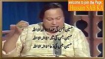 Libas hy phta howa, Gubar se Atta howa  by Nusrat Fathe ali Khan