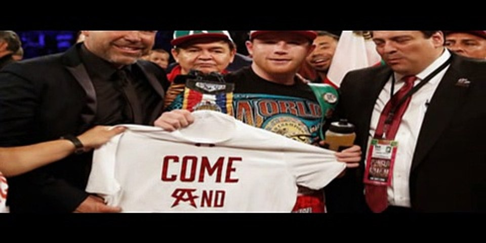 Live Amir Khan result from his bout with Canelo Alvarez - all the reaction here