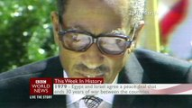This Week In History 21 - 27 March - BBC News