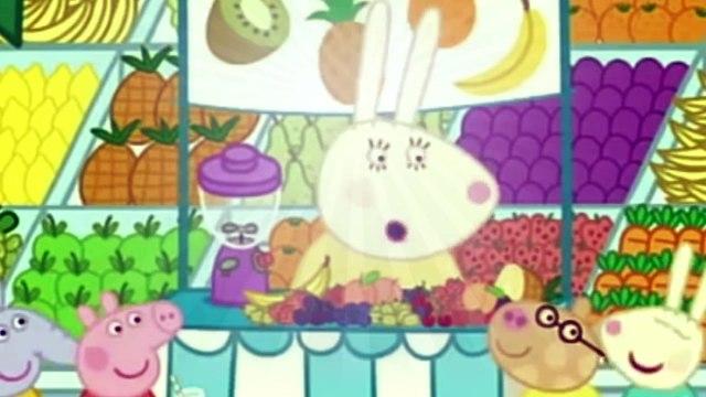 Peppa Pig S4E45 - Fruit