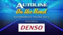 Volvo Moves From Active Safety Toward Automation - Autonomous Trucks 2015
