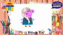 Peppa Pig Iron Man Finger Family \ Nursery Rhymes Lyrics   Peppa Pig Cartoon