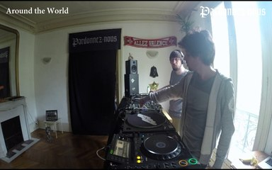 Pardonnez-nous les 24 heures du mix le trente avril — Around the World (12h-13h)