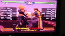 Bloody Roar Primal Fury Long Combo test