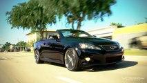 """Lexus IS-C Convertible on 20"""" Vossen VVS-CV1 Concave Wheels / Rims"""