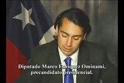 SALUDOS DE MARCO ENRIQUEZ OMINAMI