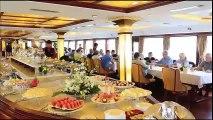 Golden Cruise 9999 Halong Bay - Tour Halong Bay - Topvietnamtour