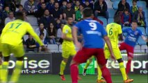 FC Nantes - SM Caen (1-2) - Highlights - (FCN - SMC) - 2015-16