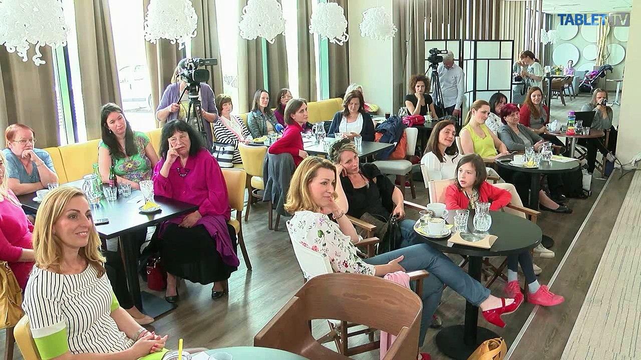 PRVÝKRÁT PRED KAMERAMI! Talkshow E-ženy