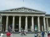 London, England travel: British Museum